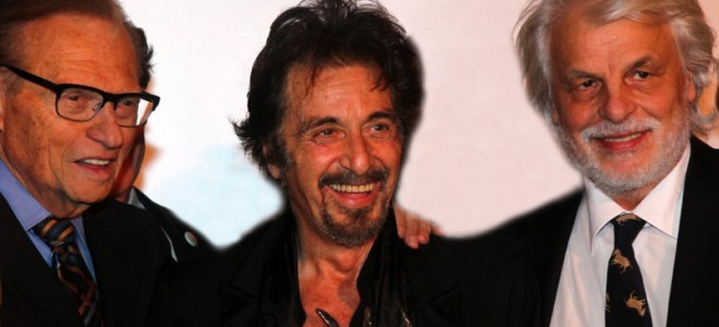 CELEBRATING ITALIAN-AMERICAN HERITAGE IN HOLLYWOOD WITH LEGENDARY TALENTS AND OPINION MAKERS. OSCAR® WINNING ACTOR AL PACINO ACCEPTING THE
