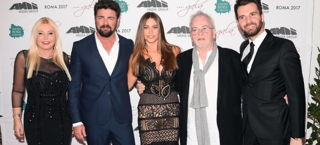PROMOTING EXCLUSIVE SPECIAL EVENTS WITH PRESTIGIOUS INTERNATIONAL TALENTS: THE 2017 AMBI SPRING GALA - ROMA HOSTED BY LADY MONIKA BACARDI AND ANDREA IERVOLINO: HONORING SOFIA VERGARA, KARL URBAN AND BOBBY MORESCO