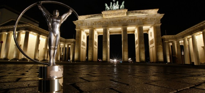 LAUREUS WORLD SPORT AWARDS 2016 @ BERLIN . SOON IN ITALY. SPECIAL BROADCAST OF THE EVENT HOSTED BY PASCAL VICEDOMINI