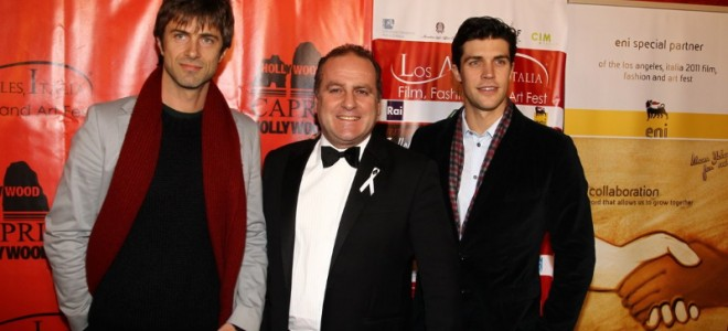HONORING THE ITALIAN EXCELLENCES, THE DIRECTOR KIM ROSSI STUART AND CLASSIC BALLET ETOILE ROBERTO BOLLE. SINCE 2006 THE ANNUAL